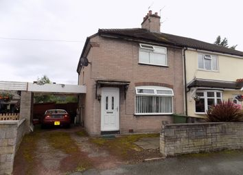 Thumbnail 3 bedroom semi-detached house for sale in John Brunner Crescent, Northwich