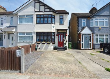 Thumbnail 3 bed end terrace house for sale in Waverley Road, Rainham