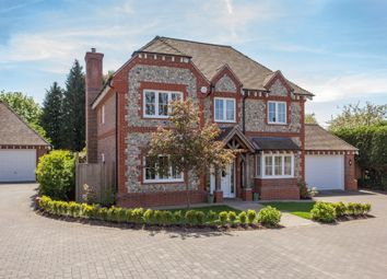 Thumbnail 4 bed detached house for sale in Blandy's Lane, Upper Basildon