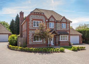 Thumbnail 4 bedroom detached house for sale in Blandy's Lane, Upper Basildon