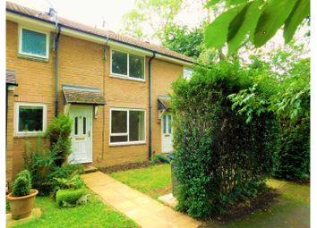 Thumbnail 2 bed terraced house for sale in Knowlands, Swindon