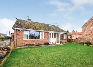 Thumbnail 3 bed bungalow for sale in Main Street, Holtby, York