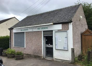 Thumbnail Commercial property for sale in Main Street, Banton, Kilsyth, Glasgow