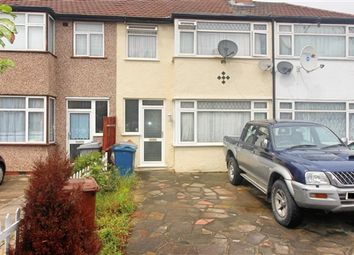 Thumbnail 3 bed terraced house to rent in De Havilland Road, Edgware
