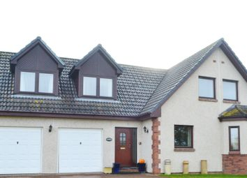 Thumbnail 4 bed detached house for sale in Lochloy Crescent, Nairn