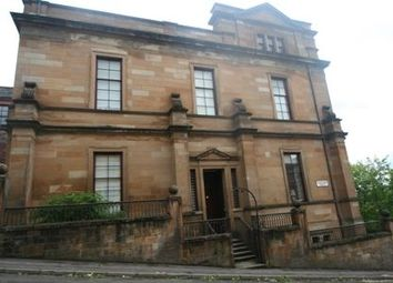 Thumbnail 1 bed flat to rent in Garnethill Street, Glasgow