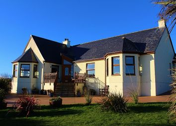 Thumbnail 4 bed bungalow for sale in East Muntloch Croft, Drummore