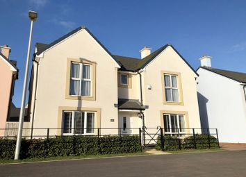Thumbnail 4 bed detached house for sale in Whitney Crescent, Weston-Super-Mare