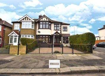 Thumbnail 4 bed semi-detached house for sale in Percival Gardens, Chadwell Heath