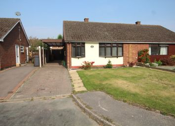 Thumbnail 2 bed bungalow to rent in Hurst Drive, Burton-On-Trent