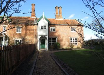 Thumbnail 3 bed cottage to rent in Woodyard Cottage, Wolterton Park, Wolterton
