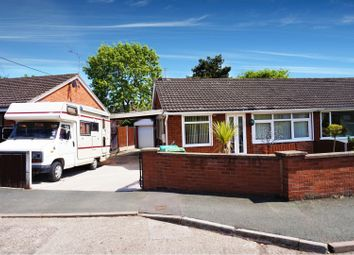 Thumbnail 2 bed semi-detached bungalow for sale in Watts Dyke, Wrexham