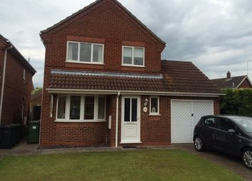 Thumbnail 3 bed detached house to rent in Spring Drive, Farcet, Peterborough