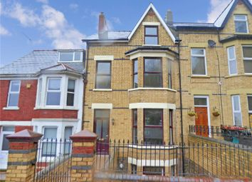 Thumbnail 4 bed terraced house for sale in Kensington Place, Newport, Newport
