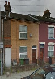 Thumbnail 2 bed terraced house to rent in Oak Road, Luton