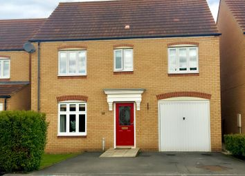 Thumbnail 4 bed detached house for sale in Hillbrook Crescent, Ingleby Barwick, Stockton-On-Tees