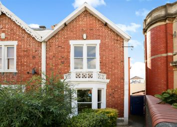 Thumbnail 3 bedroom end terrace house for sale in North Road, St. Andrews, Bristol