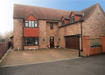 Thumbnail 6 bed detached house for sale in Dickinson Close, Brigg