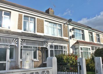 Thumbnail 4 bed terraced house to rent in Tregenver Road, Falmouth