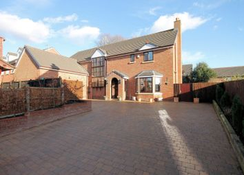 Thumbnail 5 bed property for sale in Mere Lane, Pickmere, Knutsford