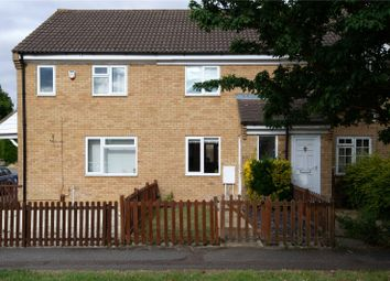 Thumbnail 2 bed terraced house for sale in William Drive, Eynesbury, St. Neots, Cambridgeshire