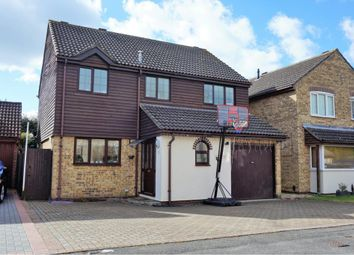 Thumbnail 4 bed detached house to rent in Turnstone Close, Winnersh