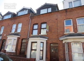 Thumbnail 5 bedroom terraced house to rent in Dunluce Avenue, Belfast