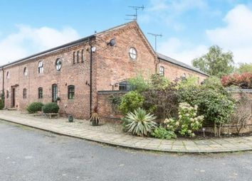 Thumbnail 3 bed barn conversion for sale in Baronet Mews, Eastford Road, Warrington, Cheshire