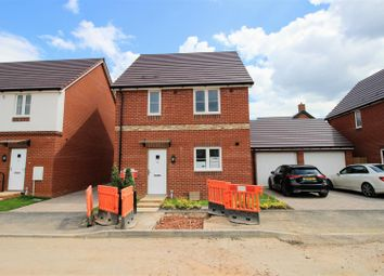Thumbnail 3 bedroom detached house for sale in Ermin Street, Blunsdon, Swindon