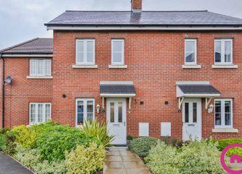 Thumbnail 2 bedroom terraced house for sale in Holst Grove, Cheltenham