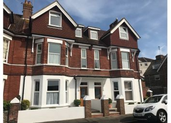 Thumbnail 8 bed end terrace house for sale in Hampden Terrace, Eastbourne