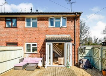 Thumbnail 1 bed property for sale in River Way, Durrington, Salisbury