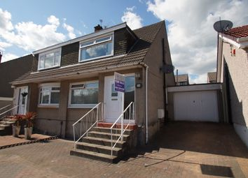 Thumbnail 3 bed semi-detached house for sale in Muirside Avenue, Kirkintilloch