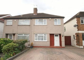 Thumbnail 3 bed semi-detached house for sale in Parkfield Crescent, Ruislip, Middx