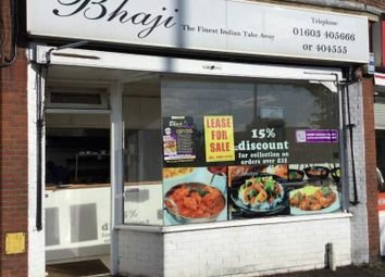 Thumbnail Restaurant/cafe for sale in 5 Aylsham Crescent, Norwich