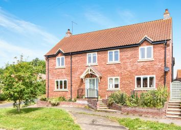 Thumbnail 7 bed detached house for sale in Station Street, Rippingale, Bourne