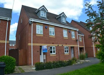 Thumbnail 3 bed semi-detached house to rent in Carnation Way, Nuneaton