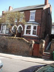 Thumbnail 5 bed terraced house to rent in Seely Road, Lenton, Nottingham