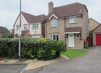 Thumbnail 3 bed detached house to rent in Foxfield Avenue, Bradley Stoke, Bristol