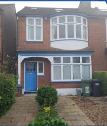 Thumbnail 4 bed property to rent in Manor Park, London