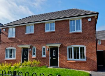 Thumbnail 3 bed semi-detached house to rent in 67 Oleander Way, Weaver, Walton