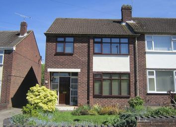 Thumbnail 3 bed semi-detached house for sale in Bishopton Close, Mount Nod, Coventry