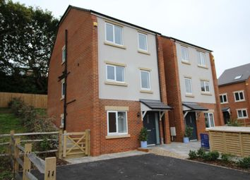 Thumbnail 4 bedroom detached house for sale in Robert Tressell Close, Hastings