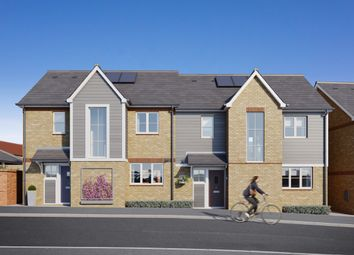 Thumbnail 3 bedroom semi-detached house for sale in Main Road, Broomfield Village, Chelmsford