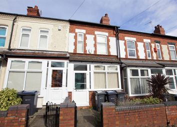 Thumbnail 4 bed terraced house to rent in Westminster Road, Selly Oak, Birmingham