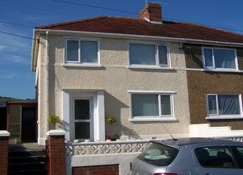 Thumbnail 3 bed property to rent in The Crescent, Burry Port, Carmarthenshire