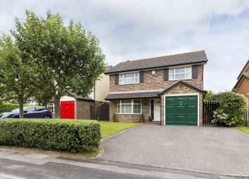 Thumbnail 4 bed detached house for sale in Oakmeadow Close, Emsworth