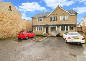Thumbnail 2 bed town house for sale in Town Gate, Wyke, Bradford, West Yorkshire