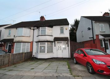 Thumbnail 3 bed property to rent in Dunstable Road, Luton