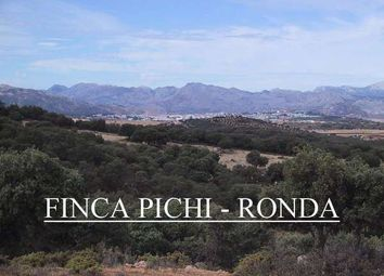 Thumbnail Land for sale in 29400 Ronda, Málaga, Spain